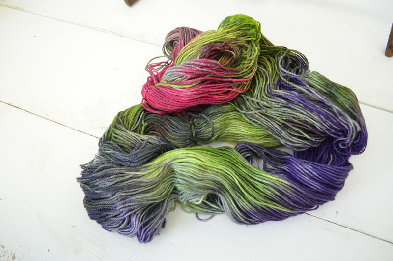 Potions ~ Harry Potter Inspired Yarn - product image