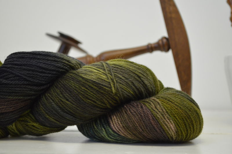 A Ride Through the Highlands ~ Outlander Inspired Yarn - product image