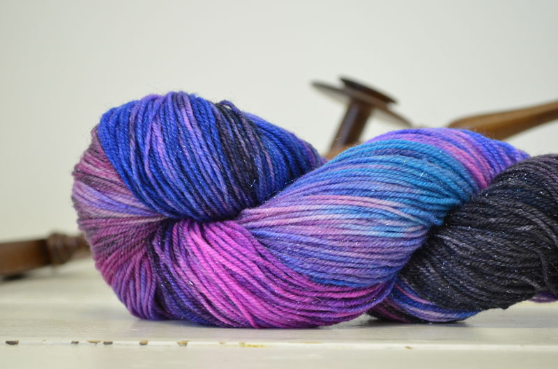 Time Lord ~ Dr. Who Inspired Yarn - product image