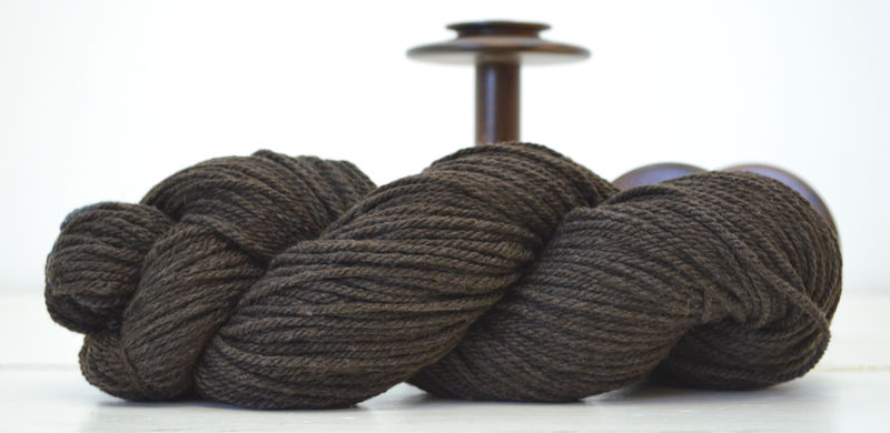 Our Colored Cormo Yarn ~ From our Flock! - product image