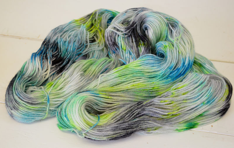 Floo Powder ~ Harry Potter Inspired Yarn - product image