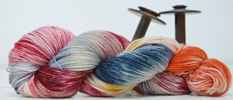 Netherfield,Ball,~,Pride,&,Prejudice,yarn, hand dyed, wool