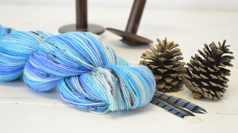 Blue Budgie - product image