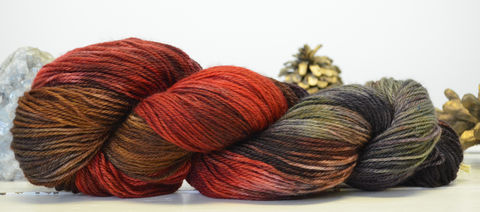 Drums,of,Autumn,~,Outlander,Inspired,Yarn, Jamie, yarn, hand dyed, kettle dyed, Drums of Autumn