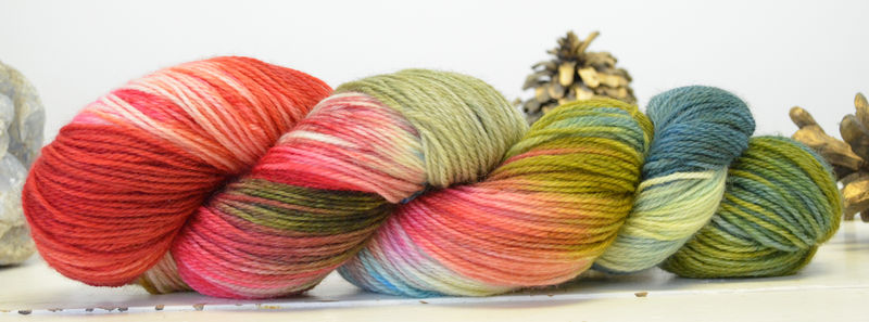 French Liaisons ~ Outlander Inspired Yarn - product image
