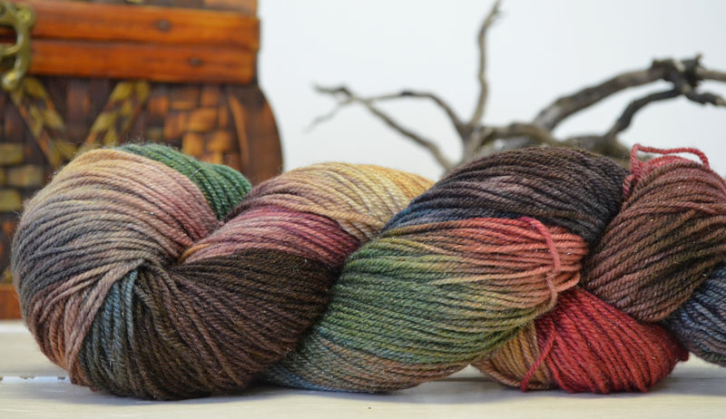 Bag End ~ Hobbit Inspired Yarn - product image