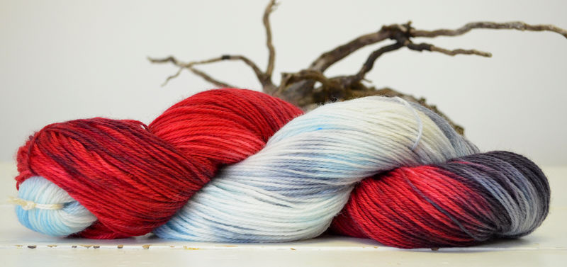 Hogwarts Express ~ Harry Potter Inspired Yarn - product image