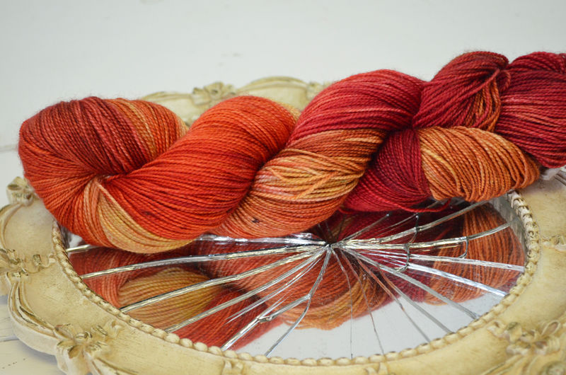 Cersei ~ Game of Thrones Inspired Yarn - product image