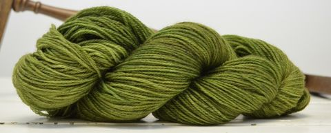 Envy,yarn, hand dyed, wool