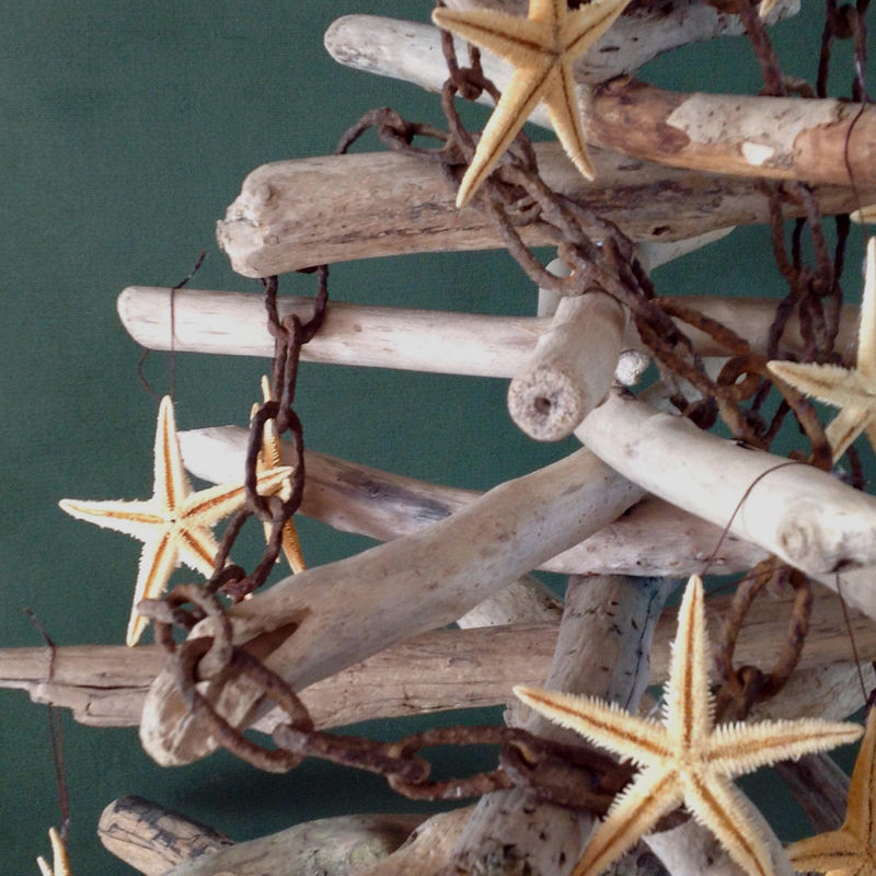 Driftwood Christmas Trees - product images  of