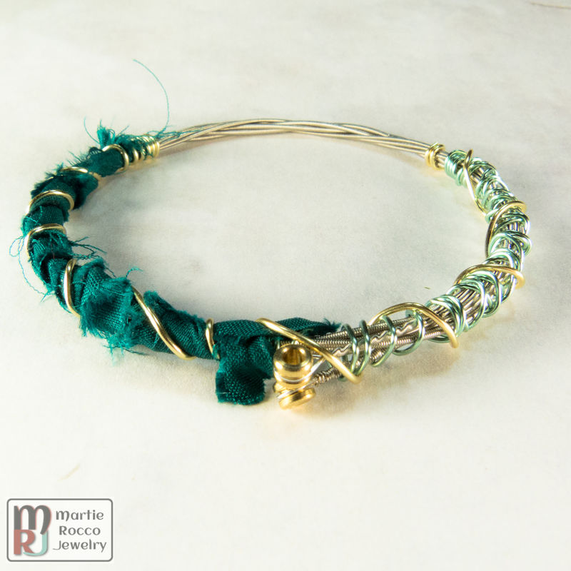 Bangles - Strings Collection - Martie Rocco Jewelry