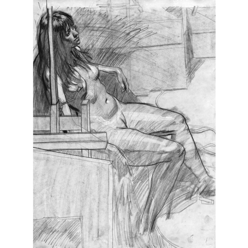 Ashley | Original Drawing - SOLD - product images  of