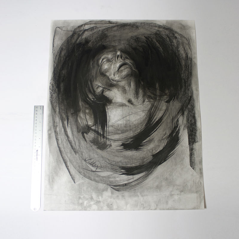 Last Breath | Original Drawing - SOLD - product images  of