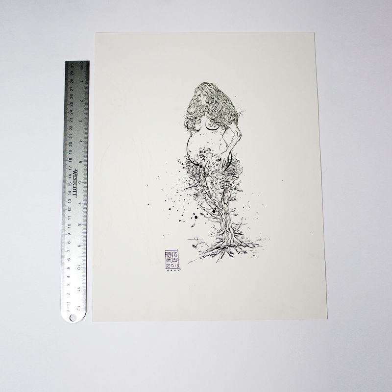 Earth | Original Drawing - SOLD - product images  of