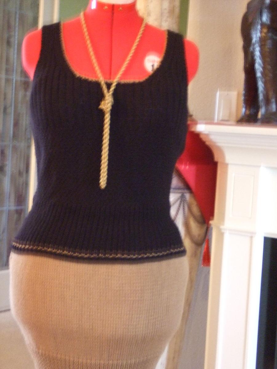 pattern for pencil skirt tank top pretty knits