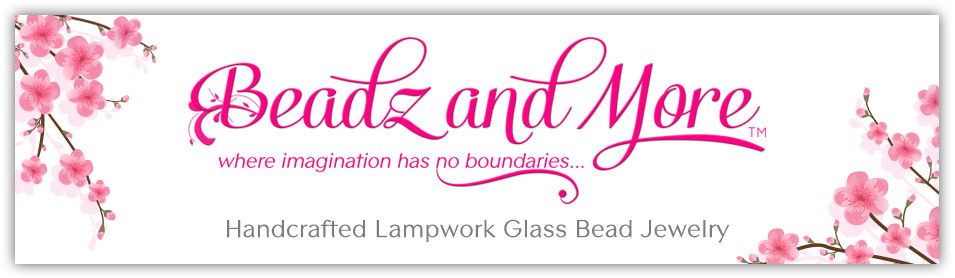 Handcrafted Lampwork Glass Bead Jewelry
