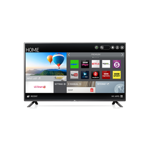 LG,32LF580N,-,32,HD,Ready,LED,Smart,Monitor,with,WiFi,Manufacturer,Refurbished,LG 32LF580N, Monitor, Smart Monitor, 32 Monitor, LG Monitor, 32, 32 inch monitor, KC Sound and Vision, Cheap TV, Cheap Television, Refurbished TV, LG Televisions, Full HD, LED, 1080p, Freeview TV, Smart, Latest LG, Smart wifi, Wifi Built in