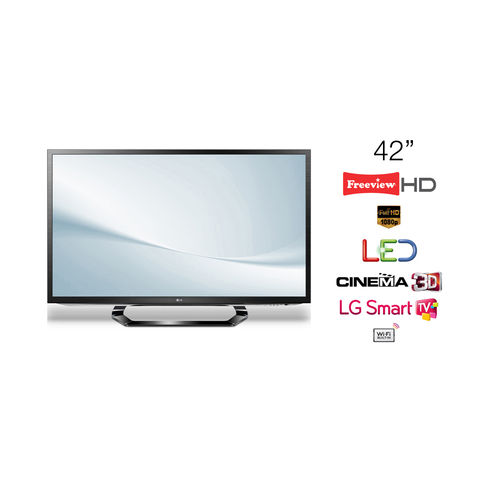 LG,42,LED,TV,Cinema,3D,Full,HD,1080p,Smart,42LM620T,-,Grade,A,Manufacturer,Refurbished,LG 42LM620T, 42 TV, 42 inch Television, KC Sound and Vision, Cheap TV, Cheap Television, Refurbished TV, LG Televisions, Full HD, LED, 1080p, Freeview HD, Cinema 3D, LG Smart TV