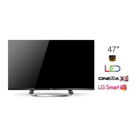 LG,47,LED,TV,Cinema,3D,Full,HD,1080p,Smart,47LM760S,-,Grade,A,Manufacturer,Refurbished,LG 47LM760S, 47 TV, 47 inch Television, KC Sound and Vision, Cheap TV, Cheap Television, Refurbished TV, LG Televisions, Full HD, LED, 1080p, Freeview HD, Cinema 3D, LG Smart TV