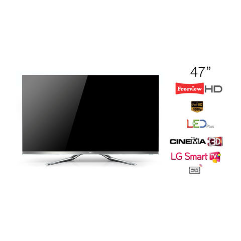LG,47,LED,TV,Cinema,3D,Full,HD,1080p,Smart,47LM860V,-,Grade,A,Manufacturer,Refurbished,LG 47LM860V, 47 TV, 47 inch Television, KC Sound and Vision, Cheap TV, Cheap Television, Refurbished TV, LG Televisions, Full HD, LED, 1080p, Freeview HD, Cinema 3D, LG Smart TV
