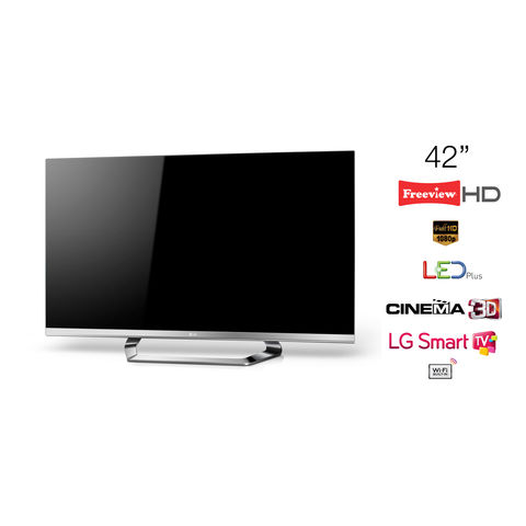 LG,42,LED,TV,Cinema,3D,Full,HD,1080p,Smart,42LM670T,-,Grade,A,Manufacturer,Refurbished,LG 42LM670T, 42 TV, 42 inch LED Television, KC Sound and Vision, Cheap TV, Cheap Television, Refurbished TV, LG Televisions, Full HD, LED, 1080p, Freeview HD, Cinema 3D, LG Smart TV