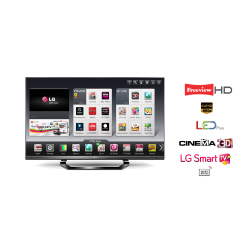 LG,55,LED,3D,SMART,TV,Full,HD,1080P,55LM640T,-,Grade,A,Manufacturer,Refurbished,LG 55LM640T, Internet TV, SMART TV, 3D TV, 2012 TV, LG TV, LED TV