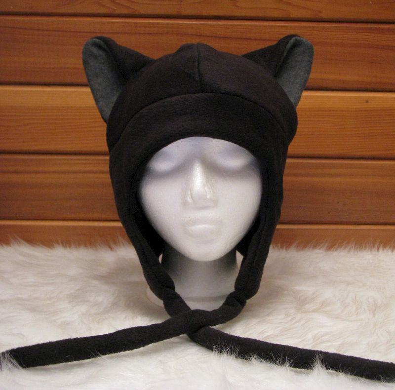 Cat Hat Sewing Pattern