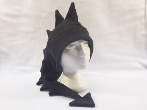 Black,Dragon,Hat,Accessories,Men,dinosaur_hat,dragon_hat,mens_hat,womens_hat,mohawk_hat,teen_hat,crazy_hat,spiked_hat,ear_flap_hat,snowboarding_hat,ski_hat_earflap_hat,medieval_hat,fantasy_hat,fleece