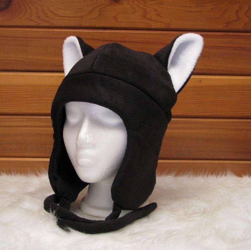 Black Bear Cat Flap