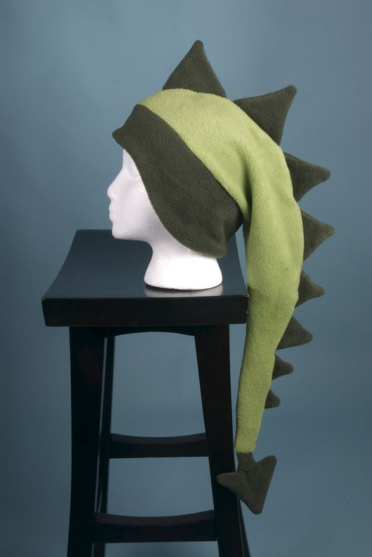 Light / Dark Green Dragon Hat - product image