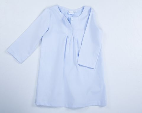 Eva,nightdress,in,blue