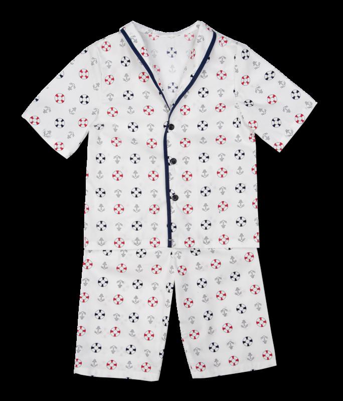 Amiki Children: Kids Pajamas, Girls Cotton Nightdress