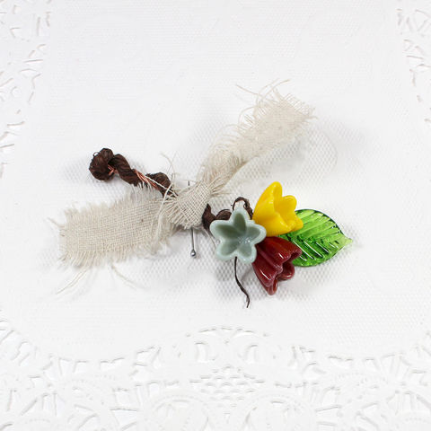 Custom,Woodland,flower,Boutonniere,,groom's,wedding,lapel,pin,Woodland wildflowers, Custom flower boutonniere, woodland boutonniere, woodland style boutonniere, rustic boutonniere, custom boutonniere, custom colors boutonniere, groom wedding lapel pin, groomsmen wedding lapel pin