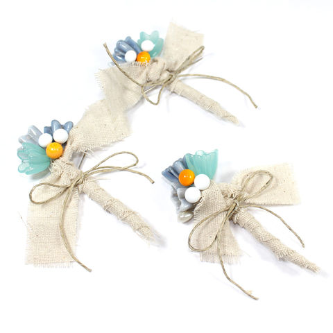 Beachy,-,Set,of,3,Aqua,blue,and,mustard,yellow,wedding,Boutonnieres,for,groomsmen,Blue yellow wedding Boutonnieres, aqua mustard wedding accessories, rustic nautical beach wedding accessory, accessory for groomsmen, aqua mustard Boutonnieres, nautical Boutonnieres, beach Boutonnieres, aqua mustard wedding, nautical wedding, beach weddi