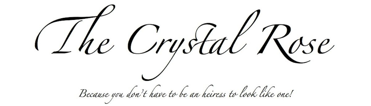 The Crystal Rose Bridal Jewelry and Accessories
