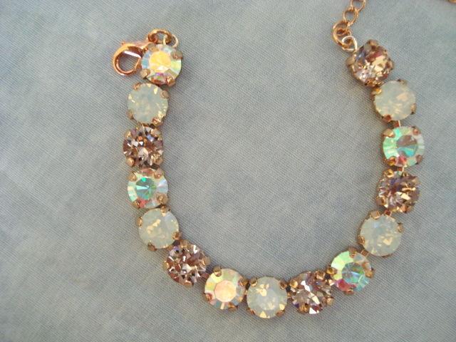 Rose Gold Vintage Opal Bridesmaid Bracelet Product Images Of
