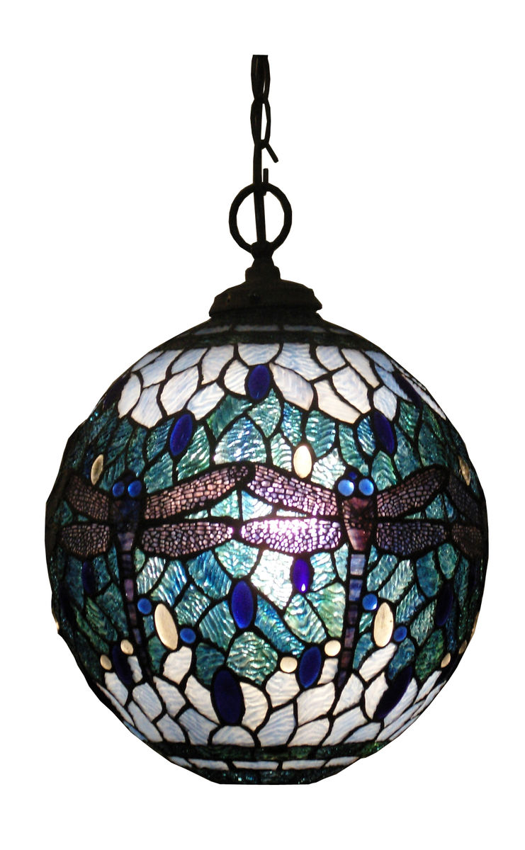 100 stained glass ceiling lamp tiffany style stained glass