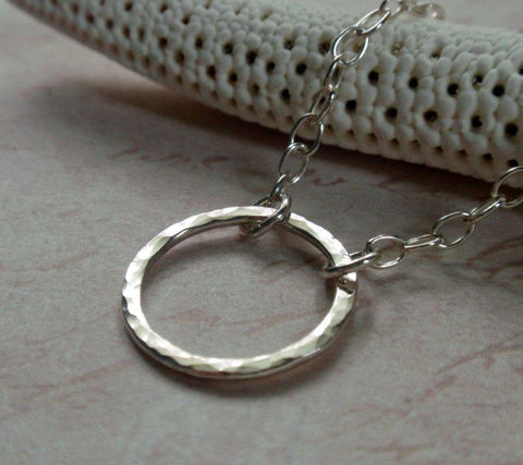 Small,Sterling,Silver,Eternity,Circle,Necklace,Sweet,Hammered,Hoop,Jewelry,Metal,eternity_hoop,eternity_circle,circle_necklace,hoop_necklace,silver_hoop,silver_circle,sterling_silver,sterling_circle_hoop,sterling_eternity,silver_eternity,hammered_hoop,hammered_circle,small_circle_hoop,sterling silver wire,sterli