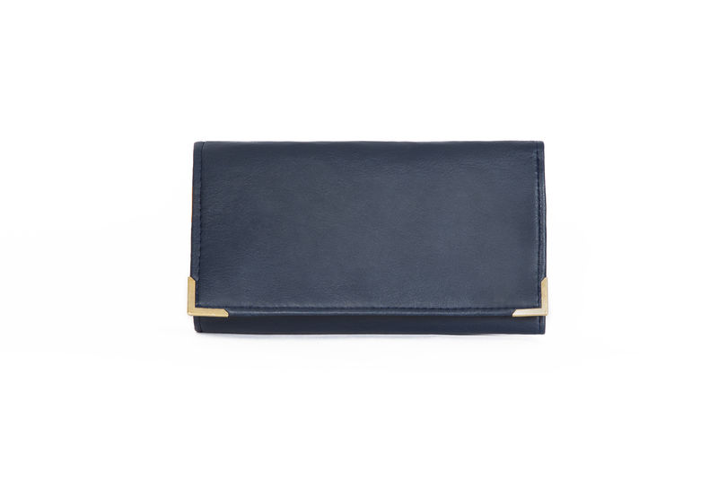 Drayton Navy Wallet - product images  of