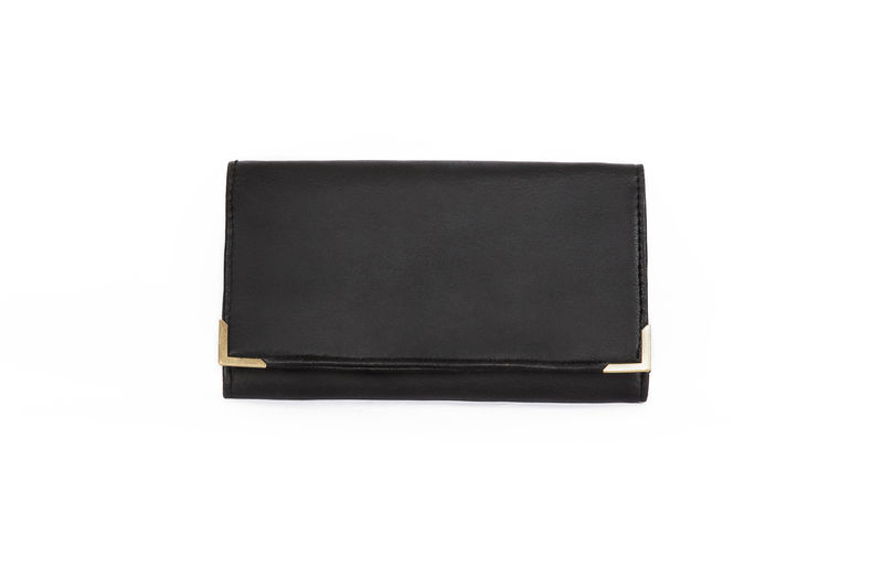 Drayton Black Wallet - product images  of