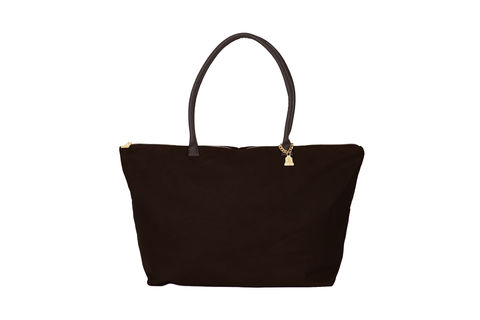 Large,Brown,Country,Bag,Vegan, Country, Cotton, waxed cotton, ethical bags, longchamp