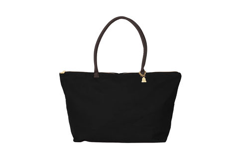 Large,Black,Country,Bag,Vegan, Country, Cotton, waxed cotton, ethical bags, longchamp
