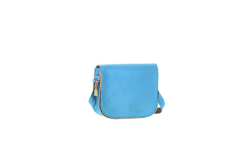 Blue,Classic,Mini,Satchel,vegan, sustainable, cork, satchel, fashion