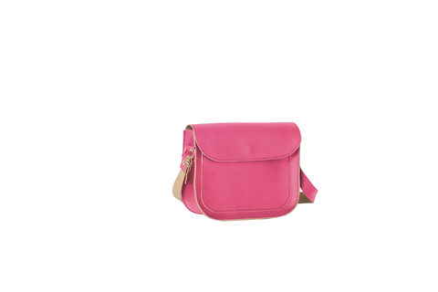 Pink,Mini,Tip,Satchel,vegan, sustainable, cork, satchel, fashion