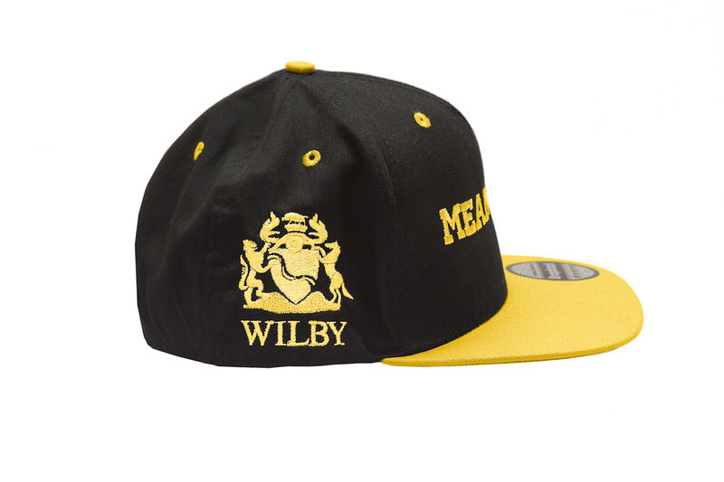 Yellow Mean Free Urban Cap (Unisex) - product images  of