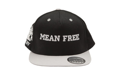 Grey,Mean,Free,Urban,Cap,(Unisex),Headwear, vegan, caps, mean free