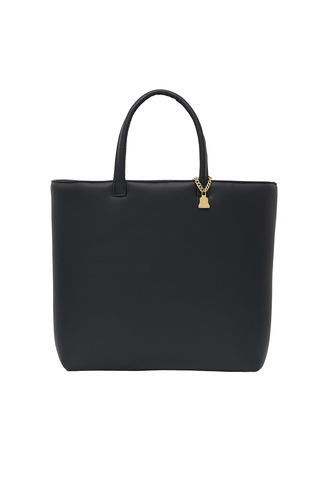 NEW!,Drayton,Black,Open,Tote,Vegan, Drayton, fashion, Wilby