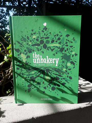 The,Unbakery,little bird, the unbakery, recipe, book, raw, food, organic, cuisine, megan may, cookbook, bird, unbakery, NZ, New Zealand, vegetable, vegatarian, vegan, gluten-free, gluten free, recipes for dehydrator