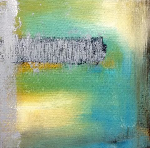 Petit,Ami, painting, art, original, abstract, signed, expressive, emotive, evocative, for sale, interiors, interior design, decor, architects, art collectors, artdealers, unique, sought after, contemporary art, complimentary colours, grey, turquoise, brown