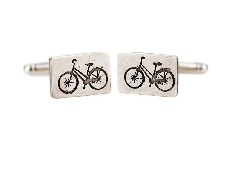 cufflinks-Bike cufflinks - product images  of
